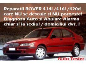 Oferta, National, Anulare Alarma Rover 214i 216i 414i 416i 420d
