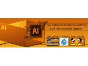 Oferta, National, Curs Adobe Illustrator CC