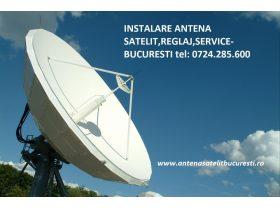 Oferta, Bucuresti, ANTENE SATELIT INSTALARI 0724285600 MONTARE REGLARE ANTENA PARABOLICA DOLCE TV, etc
