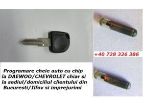 Oferta, National, Programare Chip Cheie Chei Daewoo Chevrolet Matiz Spark Imobilizat la Domiciliu