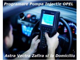 Oferta, National, Programare Adaptare Codare Initializare Pompa de Injectie OPEL Astra Vectra Zafira si la Domiciliu B