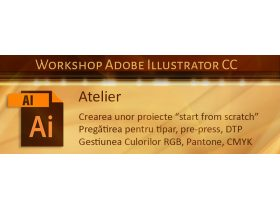Oferta, National, Curs practic Adobe Illustrator